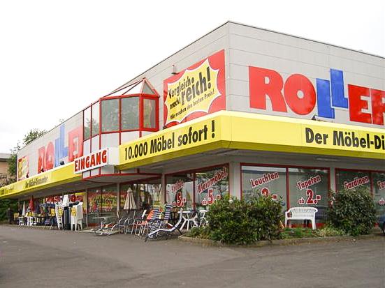 Möbel Roller in Hessen, Verkauf 2007