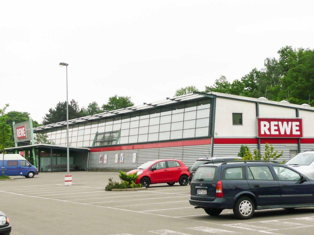 Rewe-Markt im Saarland, Verkauf an ausländischen Fonds, 2010