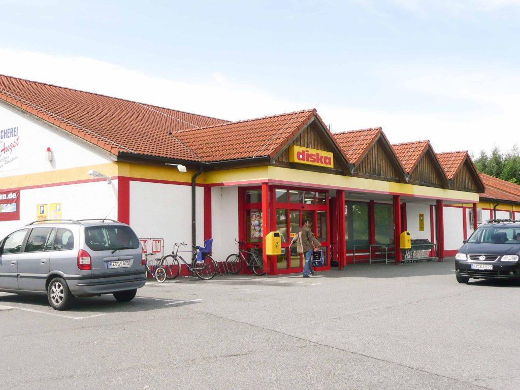 Diska Markt in Sachsen, Verkauf an Bestandshalter / Bauträger, 2009
