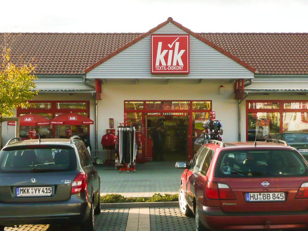 Kik-Markt in HEssen, Verkauf an Privatanleger, 2015
