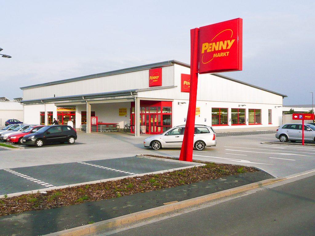 Penny-Markt in Rheinland-Pfalz, Projektverkauf an Bauträger, 2009