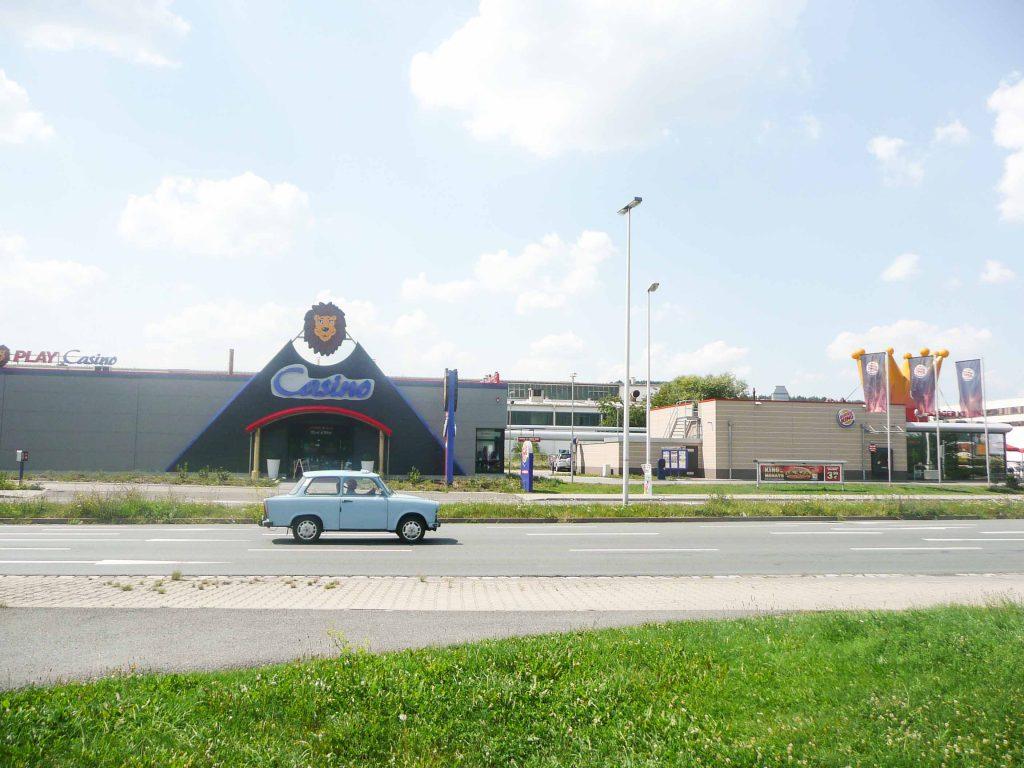 Spielhalle in Thüringen, Verkauf 2011