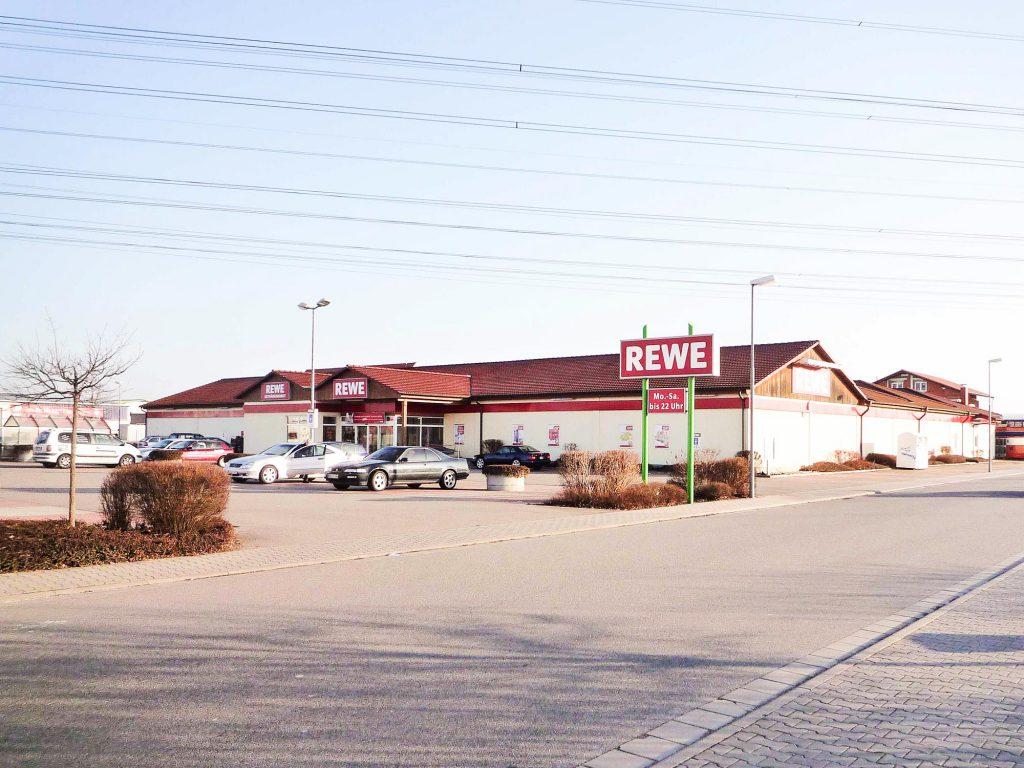 Rewe-Markt in Badenwürttemberg, Verkauf an Privatanleger, 2010