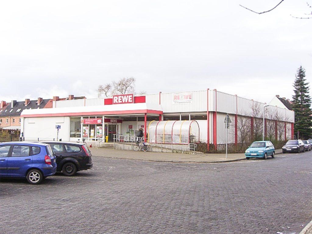 Rewe-Markt in Brandenburg, Verkauf an ausländischen Fonds, 2008