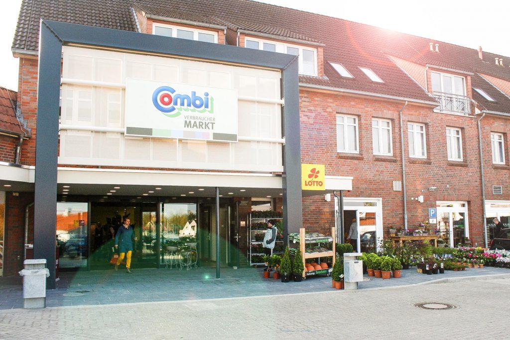 Neuvermietung einer Handelsfläche an Bünting / Combi in Bremen, 2014