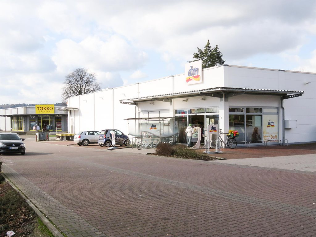 Fachmarkt in Hessen, Verkauf 2016 an Privatanleger