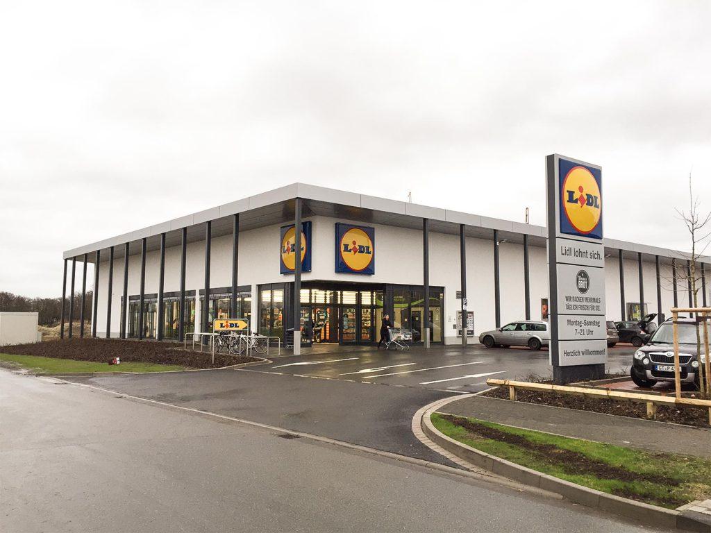 Lidl-Markt in Nordrhein-Westfalen, Verkauf 2015 an Privatanleger