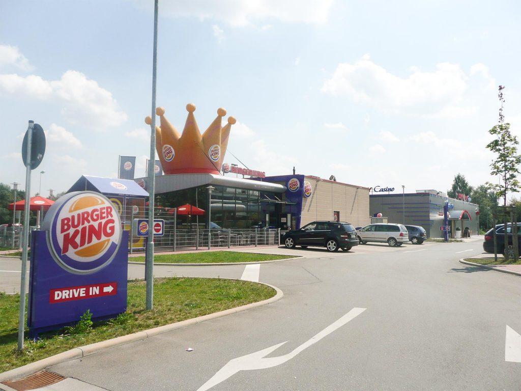 Burger King und Spielhalle in Thüringen, Verkauf 2011 an ausländischen Privatanleger