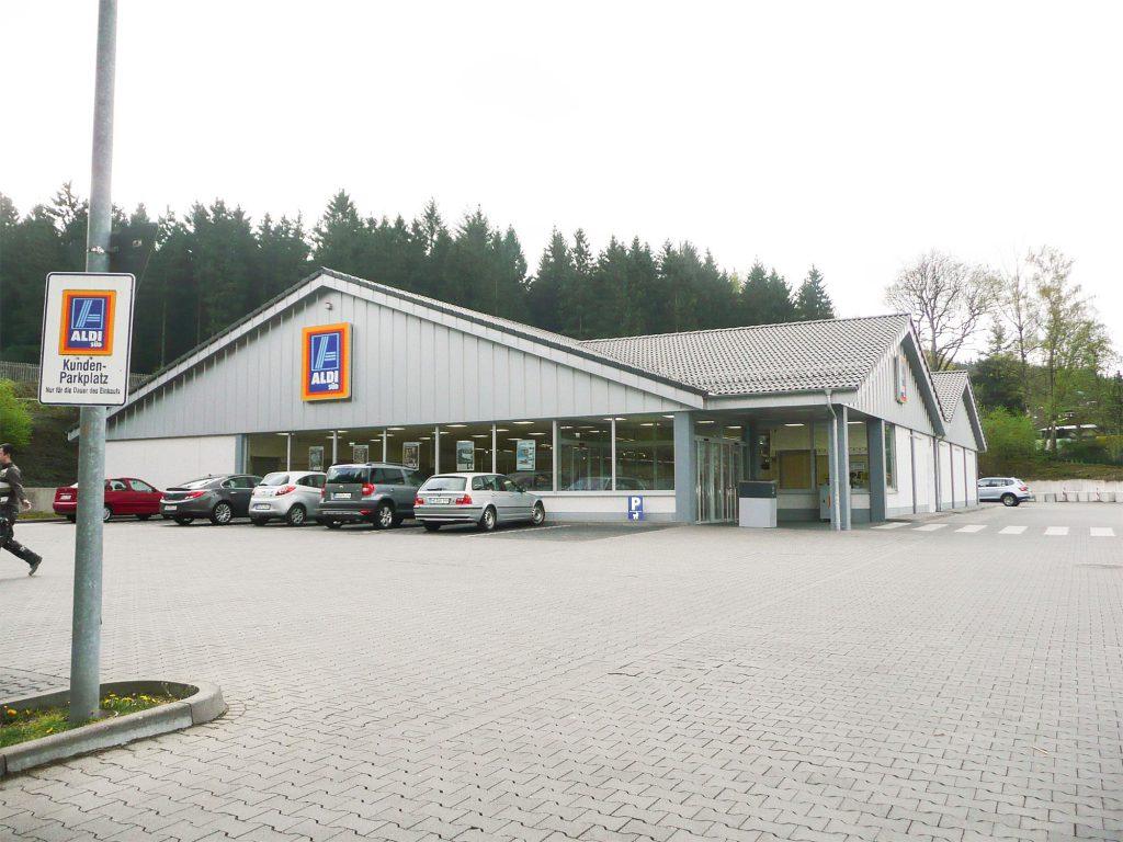 Aldi-Markt in Hessen, Verkauf 2014 an Privatanleger