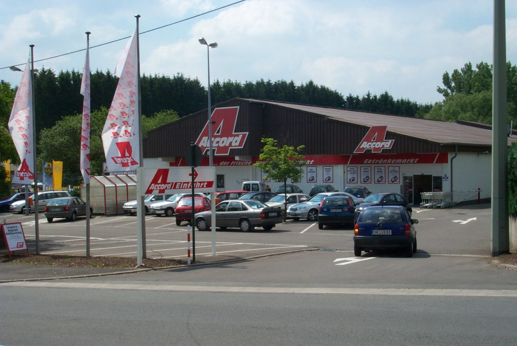 Accord-Markt im Saarland, Verkauf an ausländischen Fonds, 2007
