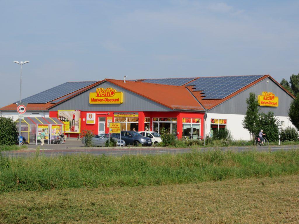Netto-Markt in Südhessen Verkauf von Privatanleger an Privatanleger 2016