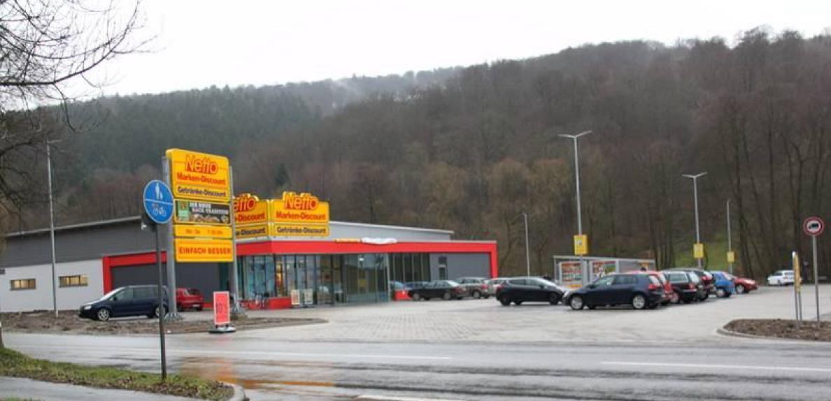 Netto-Markt in Nordhessen