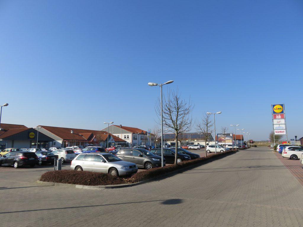 Fachmarktzentrum in Mittelhessen Verkauf 2017 von Privatperson an Privatperson