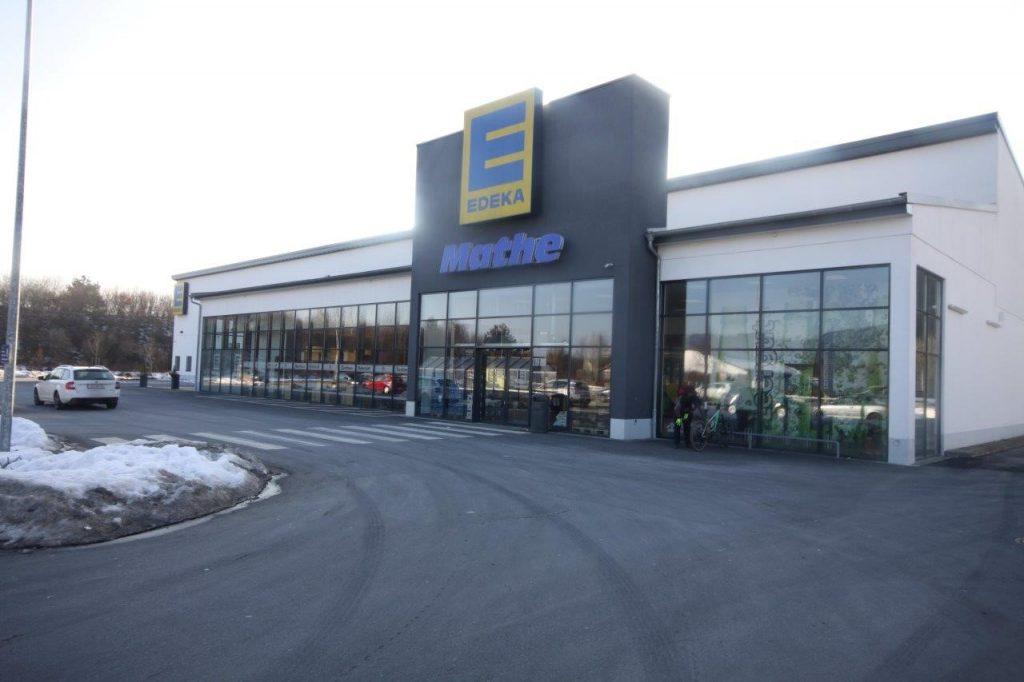 EDEKA-Markt in Nordbayern Verkauf 2017 von Privatperson an Fonds