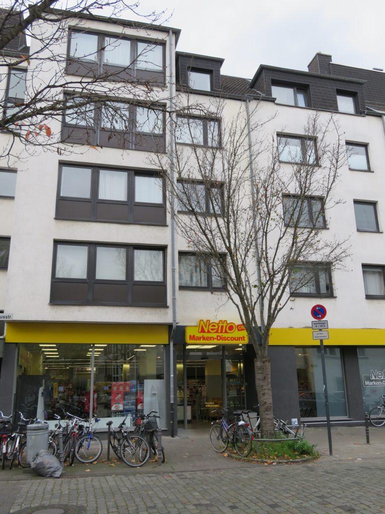 Netto-Markt im Teileigentum in Köln Verkauf 2018 von Privatmann an Fondsgesellschaft