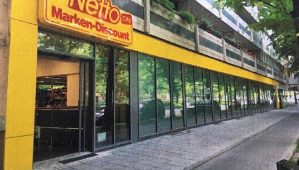 Netto-Markt im Teileigentum in München Verkauf 2018 von Privatmann an Fondsgesellschaft
