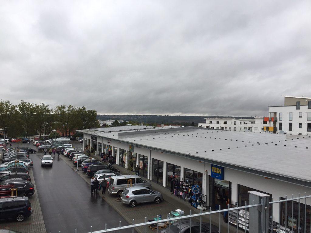 Fachmarktzentrum in Rheinland-Pfalz Verkauf 2019 von Bauträger an Privatmann