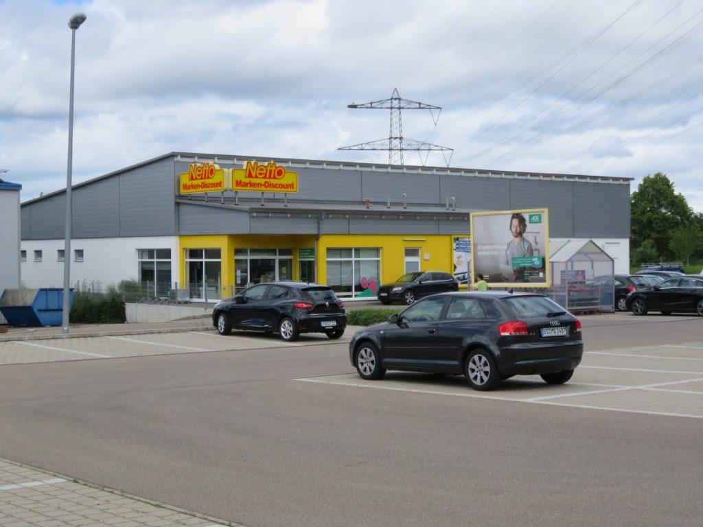 Netto-Markt in Baden-Württemberg      Verkauf 2020 von Privatmann an Privatmann