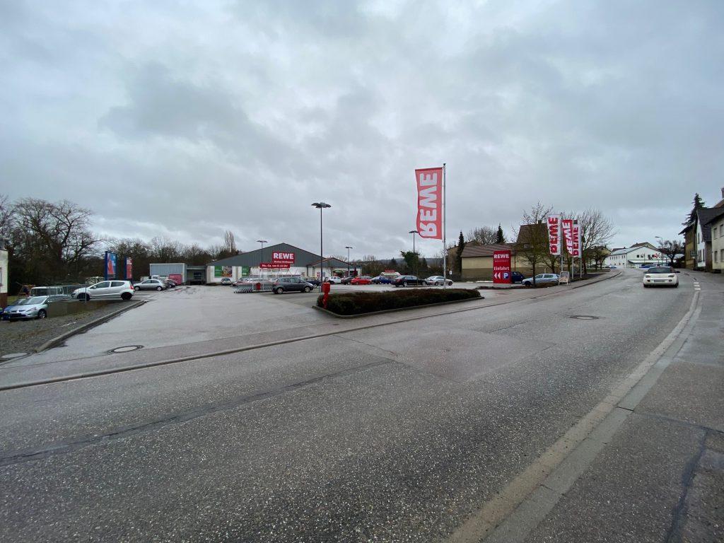 REWE-Markt in Baden-Württemberg      Verkauf 2021 von Privatmann an Vermögensverwaltung